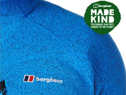Berghaus Made Kind Performance Gear That's Kinder to the planet