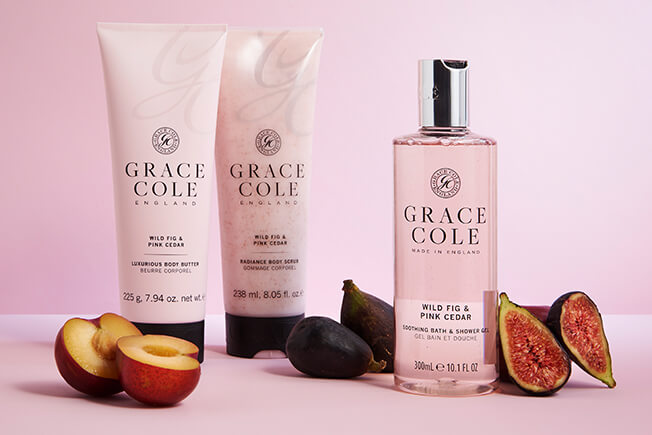Shop the Wild Fig & Pink Cedar Collection