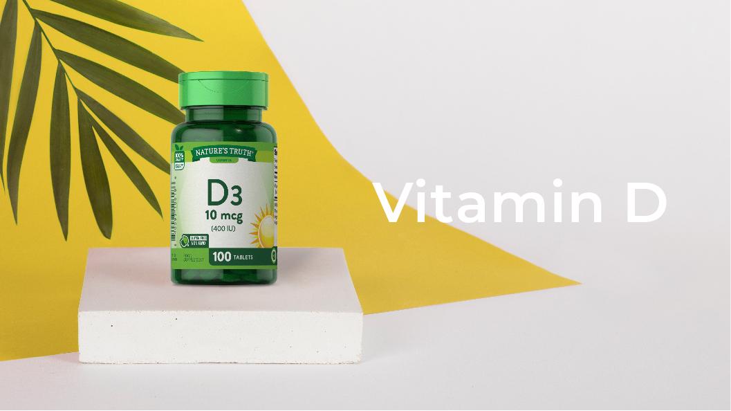 Vitamin D list