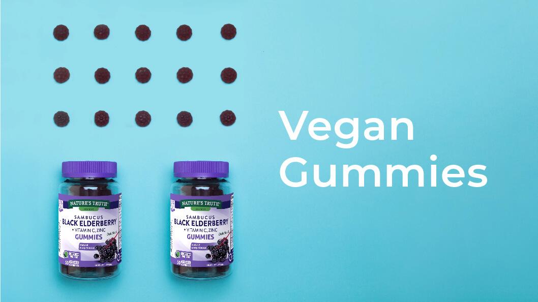 Vegan gummies list