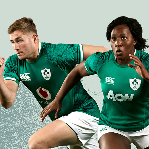 Rugby. It's in our nature. IRFU