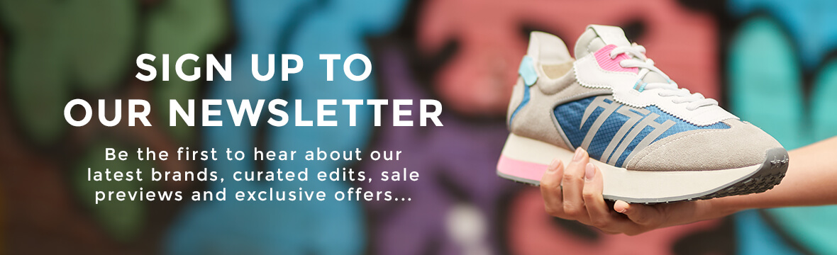 Sign up to our newsletter below to be the first to here about new drops and seasonal promotions