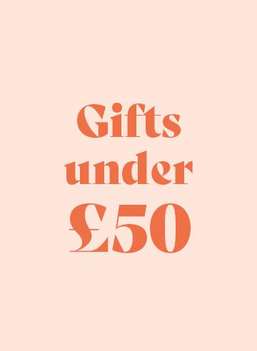 Top Valentine's Day gifts under £50