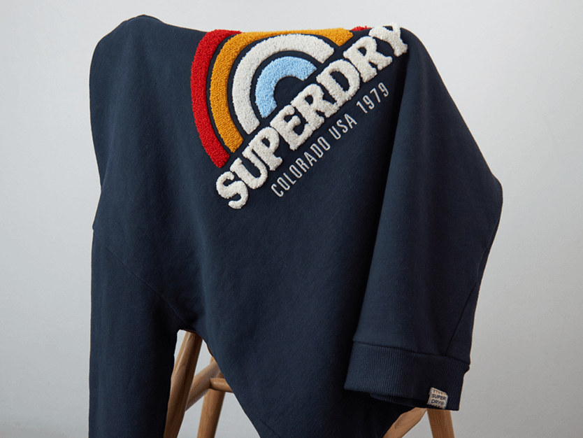 Superdry Hoodies & Sweatshirts