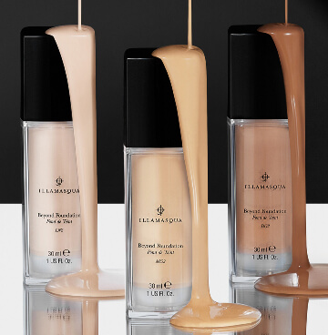 20% off + Free Illamasqua Mini Hydra Veil when you spend £40 on the range!