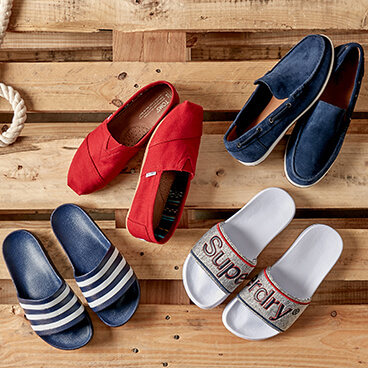 Extra 10% off Summer Footwear