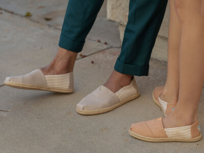 Extra 20% off selected TOMS