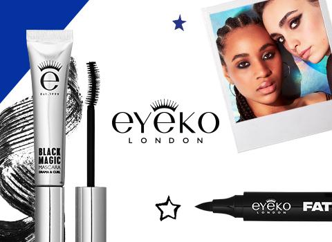 Eyeko Homepage banner