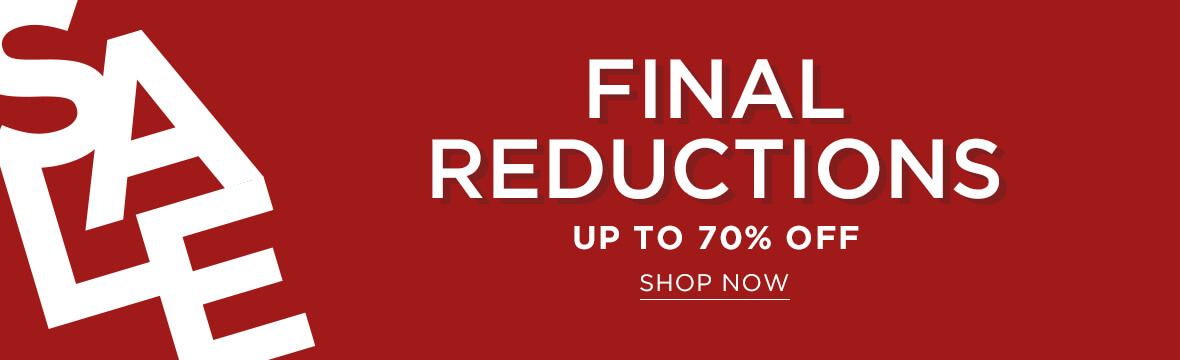 The Hut Final Reductions SALE