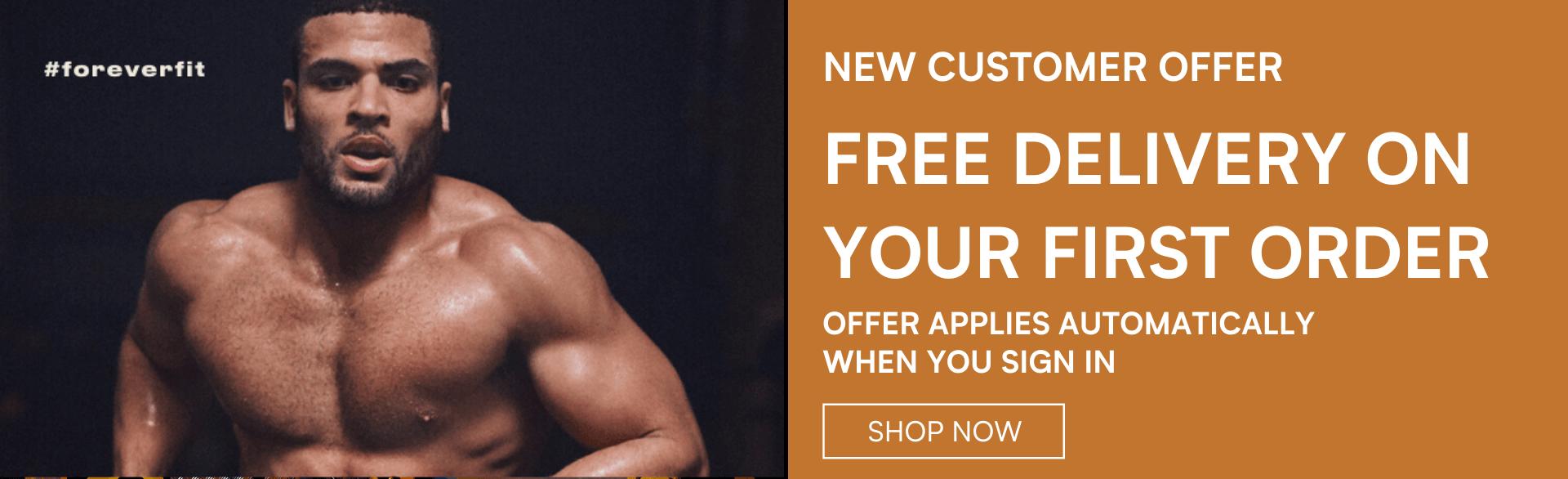 New Customer Offer