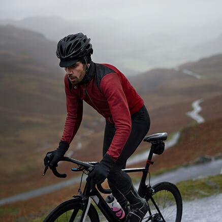 Sag Tschüss zu Verletzungen beim Radfahren