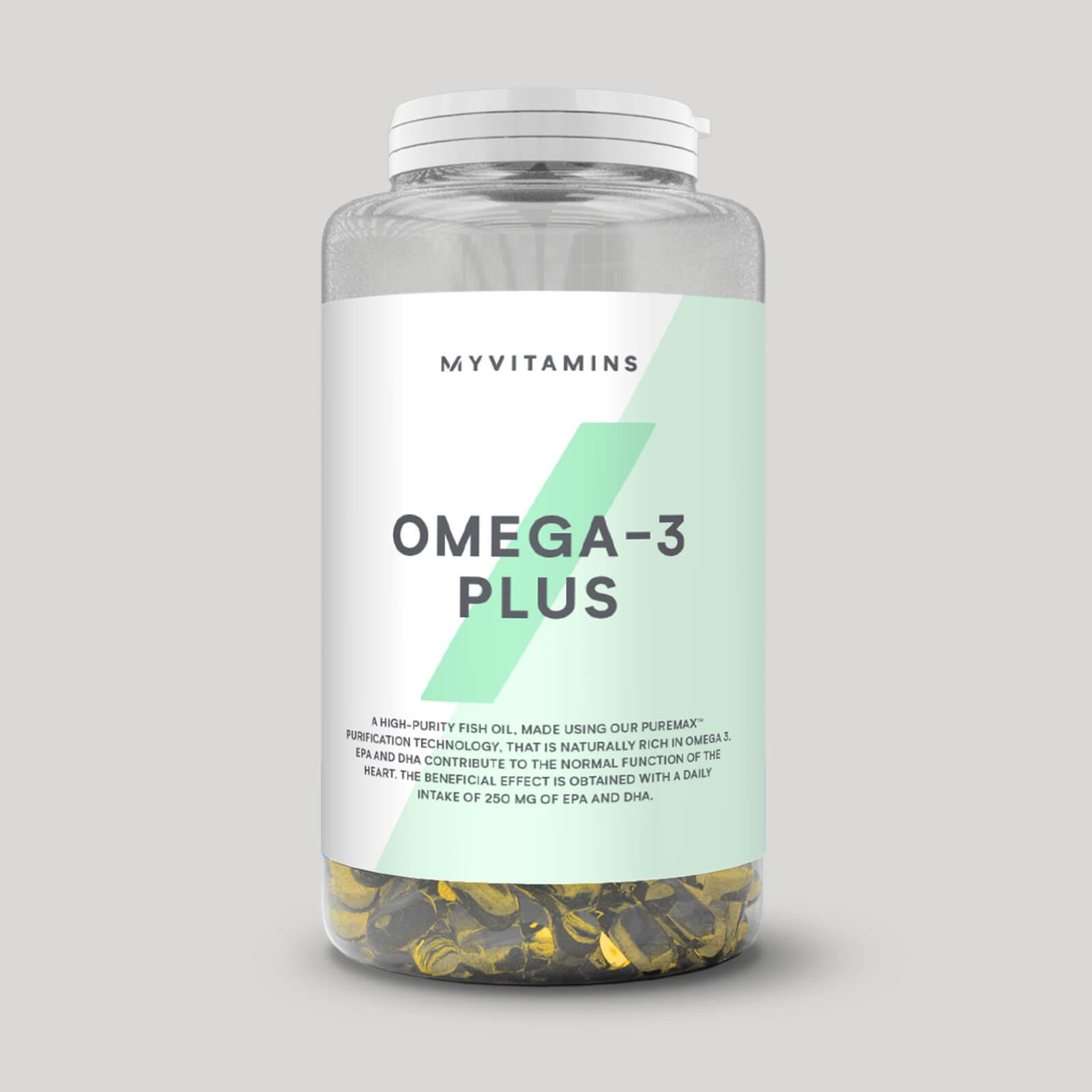 Best Omega 3 Supplement