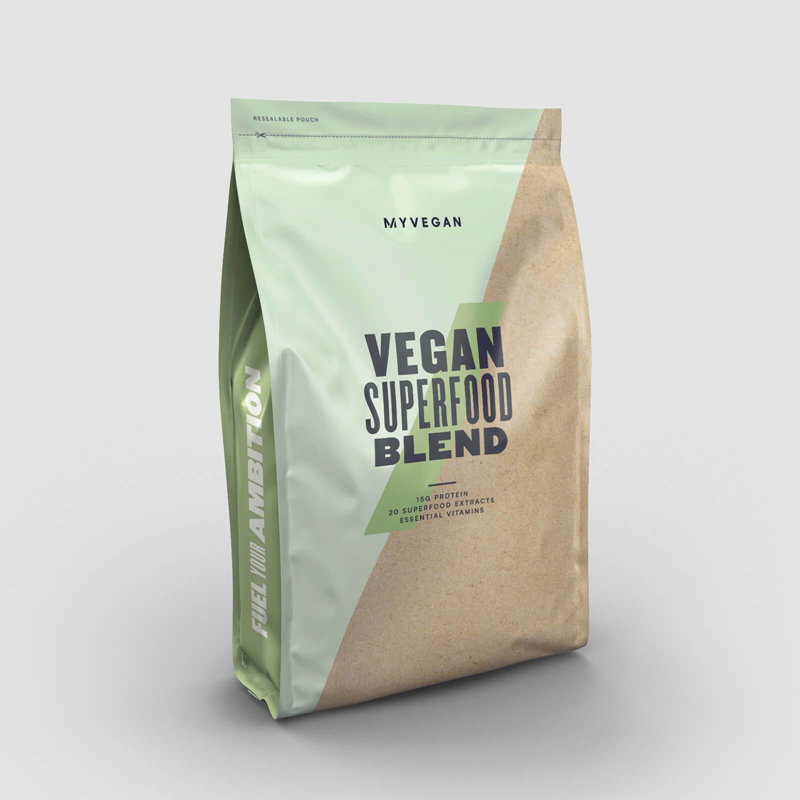 Beste vegan superfood blend