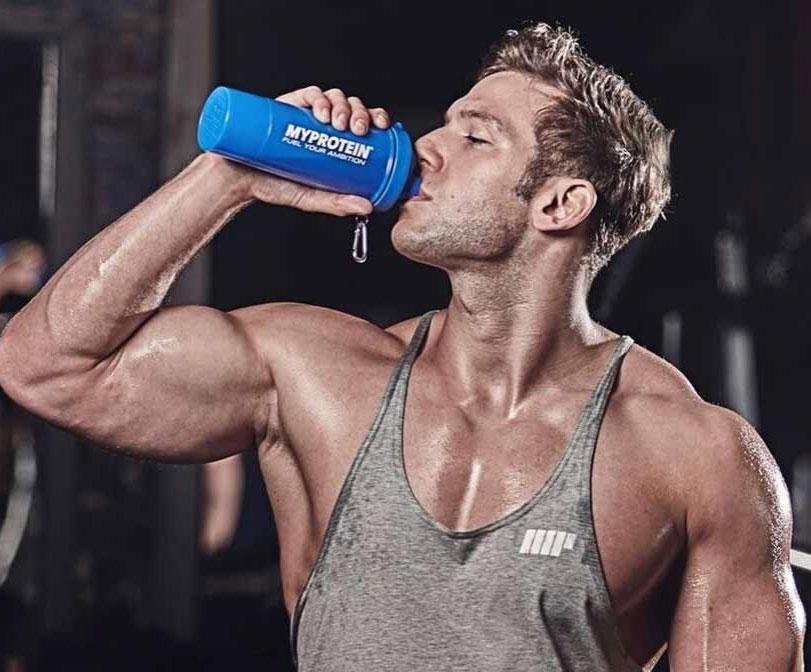 肌肉只练不长的五个主要原因