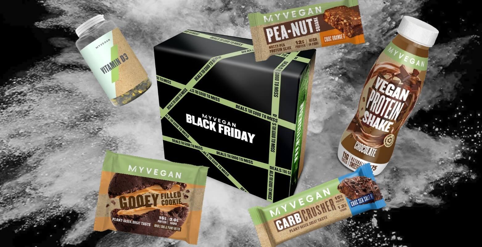 Veganský Black Friday Box