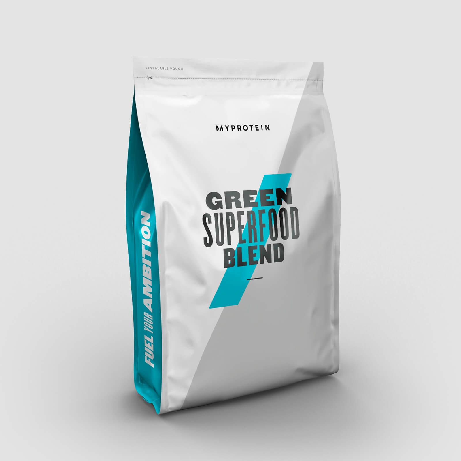 Nejlepší směs superpotravin