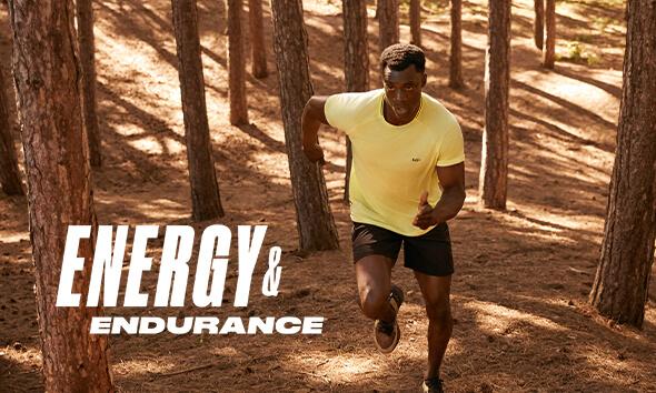Energi og udholdenhed
