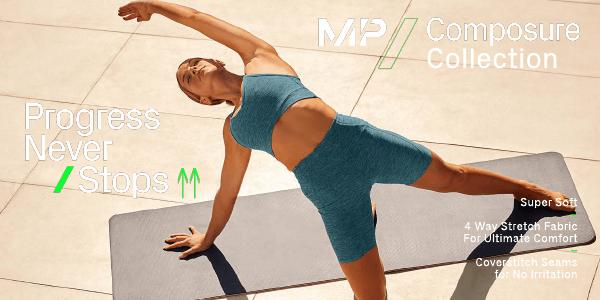 Composure - Kollektionen til yoga