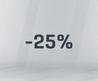 -25% TIL NYE KUNDER