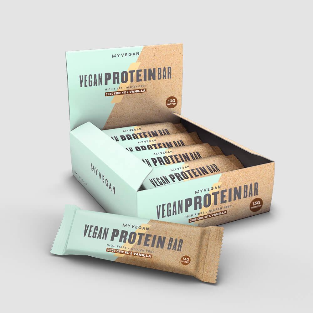 Vegan Protein Bar
