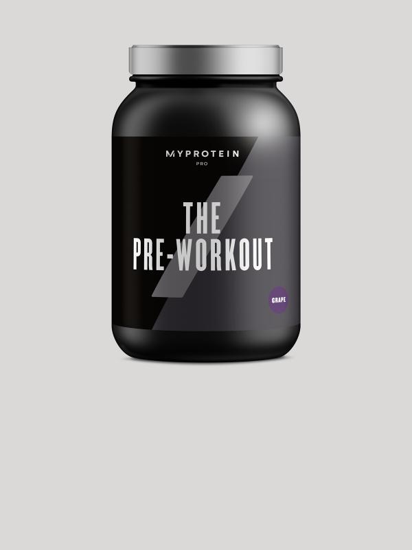 Traube Pre-workout