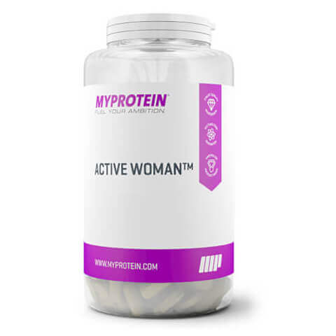 Active Women Multivitamin - Essential all-in-one multivitamin für Frauen