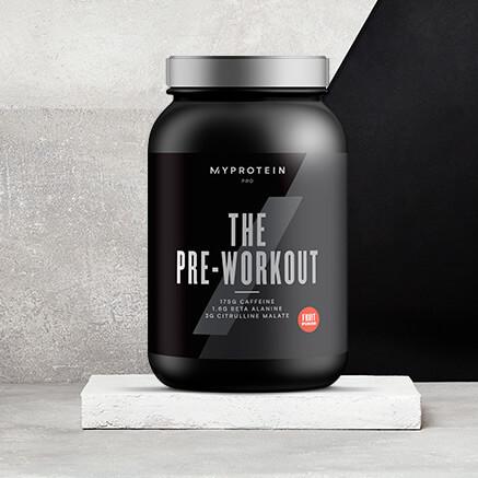 Aminos und Pre-Workouts