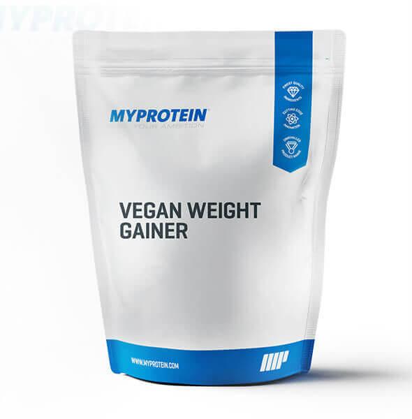 Veganer Weight Gainer
