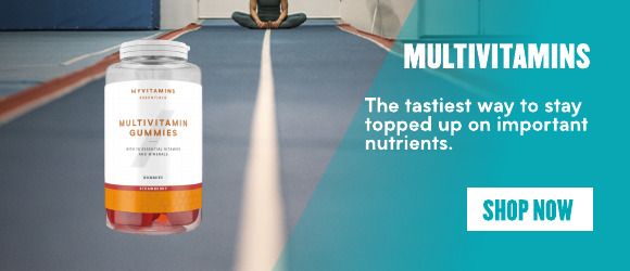 multi vitamin gummies