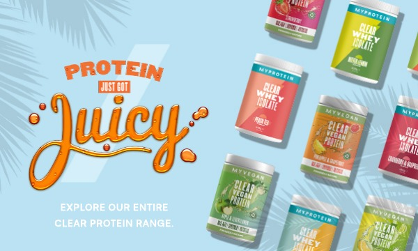 NEW Clear Whey