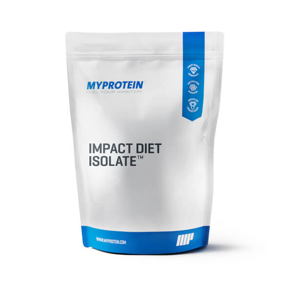 Best protein powder for weight loss - Impact Diet Isolate