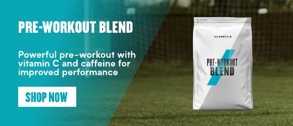 Pre-workout blend