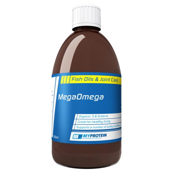Mega omega - Best liquid omega 3