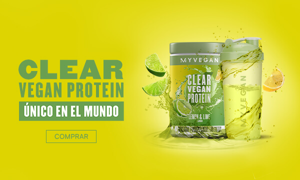 vegan clear whey