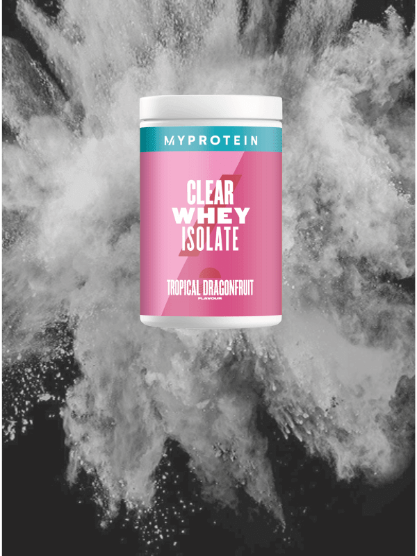 Clear Whey Isolate Tropical Dragonfruit
