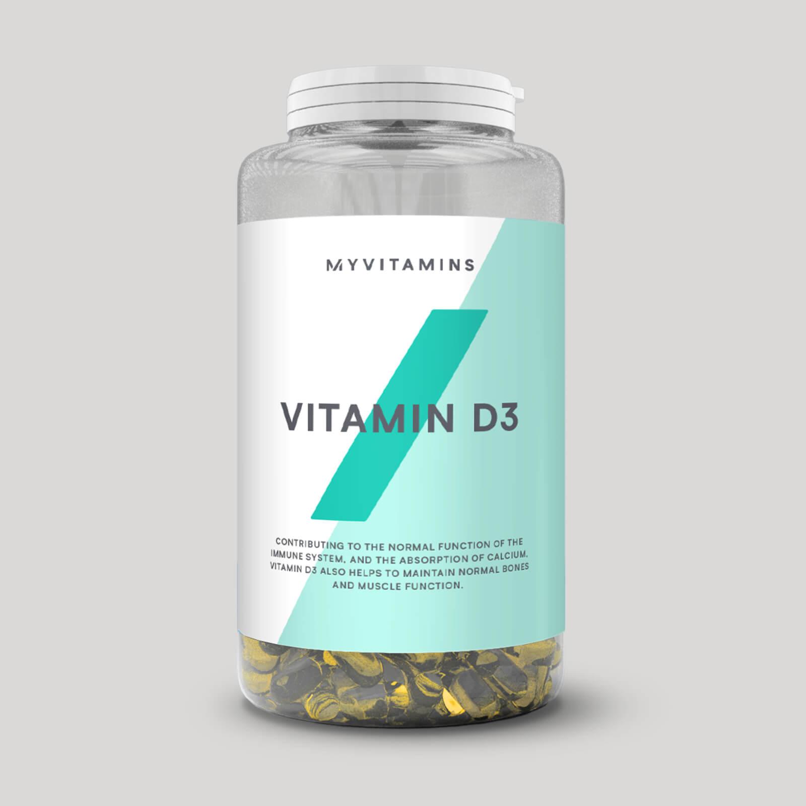 Meilleure vitamine D