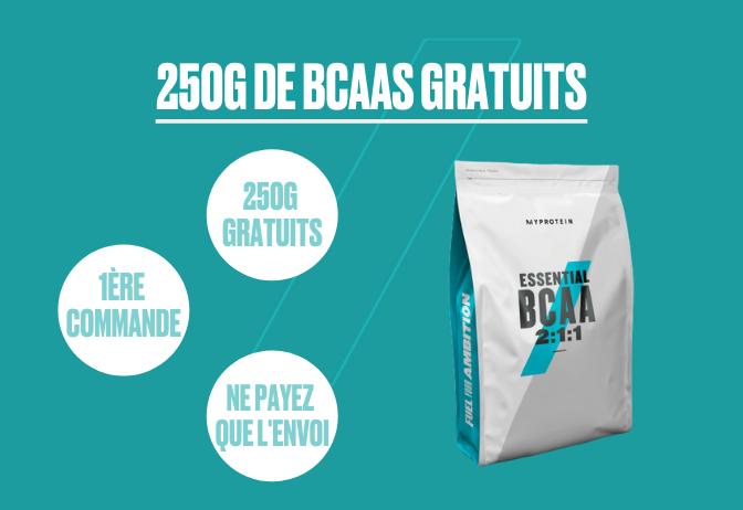 BCAAs 250g