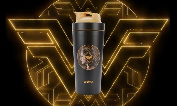Wonder Woman 84 Metal Shaker