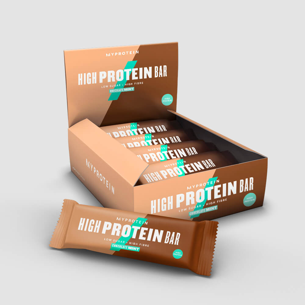 Best High Protein Bar