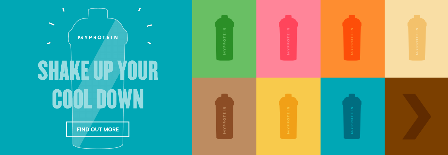 Shaker up your cool down