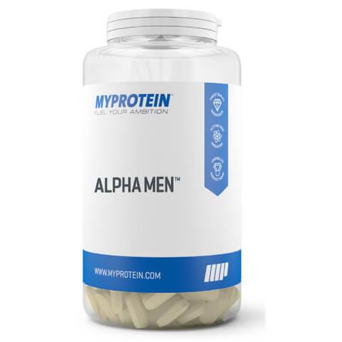 ALPHA MEN - best multivitamin for men