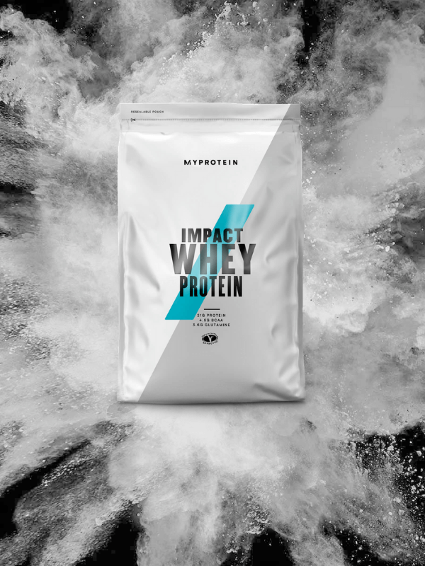 Impact Whey Protein Rocky Road