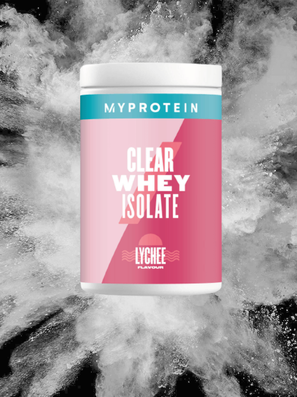 Clear Whey Isolate Lychee