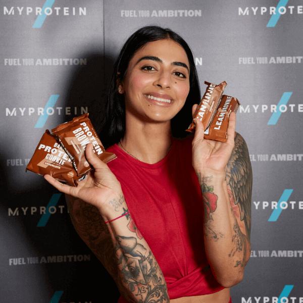 Bani J x Myprotein