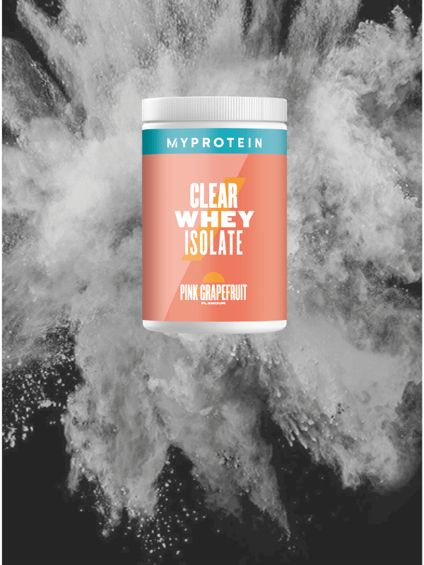 Clear Whey Isolate Pompelo Rosa