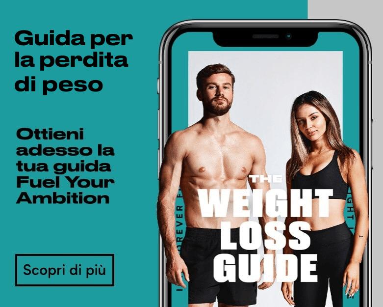 Guida per la Perdita di Peso