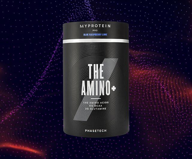 <b>THE Amino+</b>