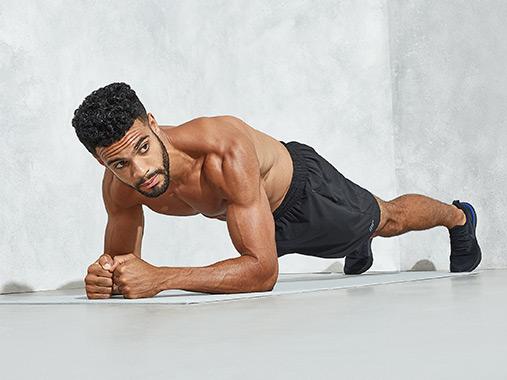 <b>Esercizi plank per scolpire gli addominali</b>