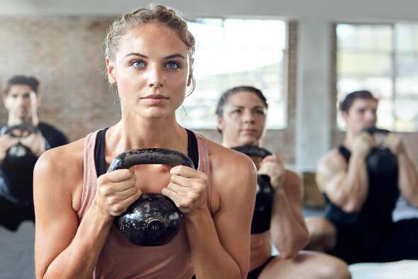 Одежда для Спортзала и Тренировок