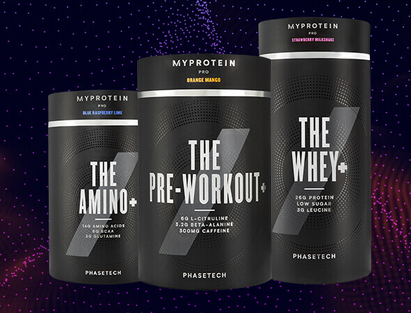 Технологии Myprotein